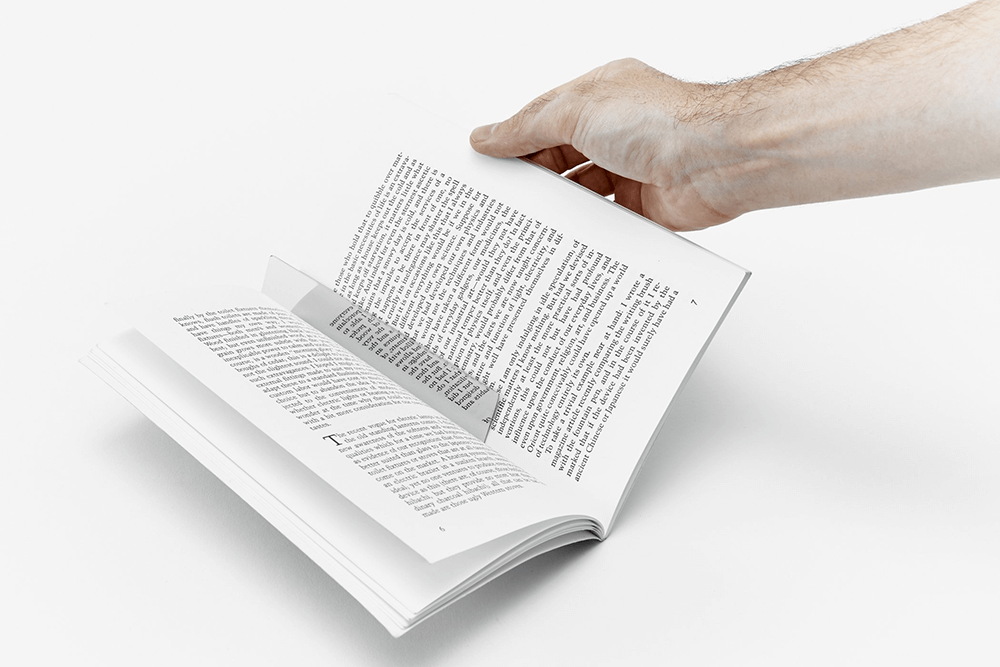 Areaware Mirror Bookmark