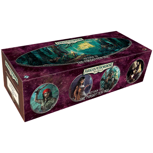 Arkham Horror LCG Expansion : Return to the Forgotten Age