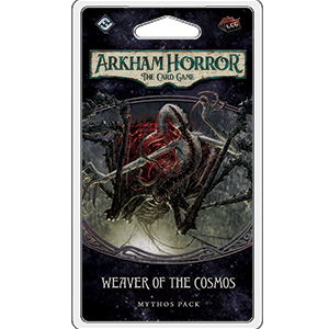 Arkham Horror LCG Mythos Pack : Weaver of the Cosmos