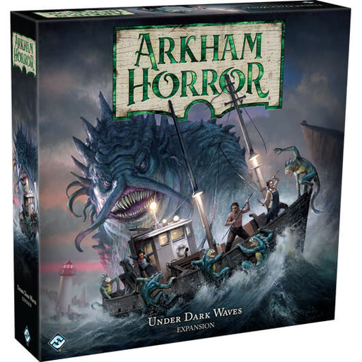 Arkham Horror Expansion : Under Dark Waves