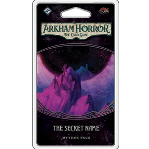 Arkham Horror LCG Mythos Pack : The Secret Name