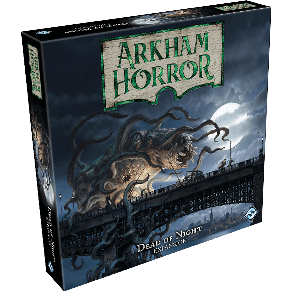 Arkham Horror Expansion : Dead of Night