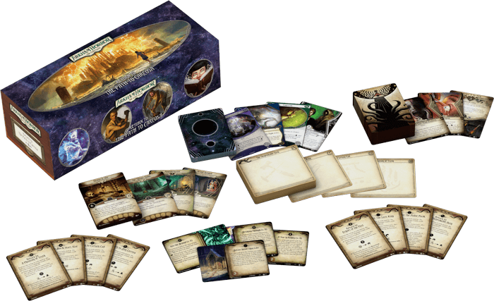 Arkham Horror LCG Expansion : Return to the Path to Carcosa