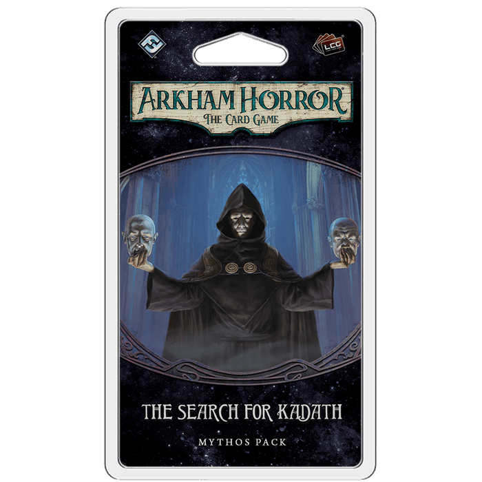 Arkham Horror LCG Mythos Pack : The Search for Kadath