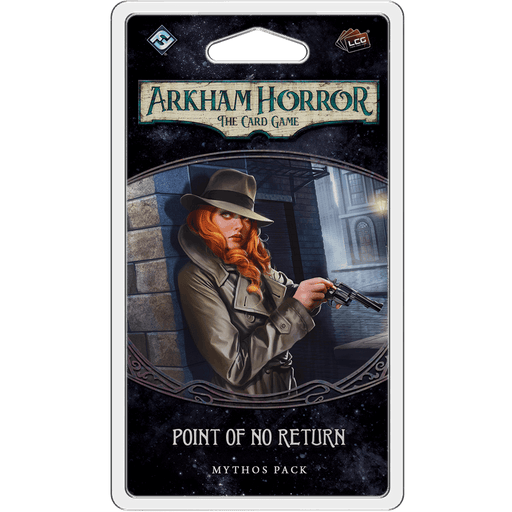 Arkham Horror LCG Mythos Pack : Point of No Return