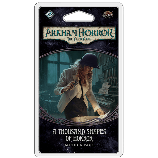 Arkham Horror LCG Mythos Pack : A Thousand Shapes of Horror