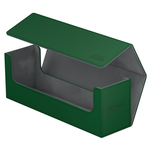 Deck Box Ultimate Guard Arkhive (400ct) Green