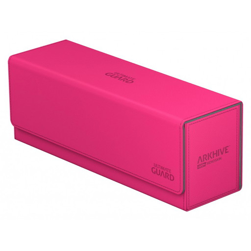 Deck Box Ultimate Guard Arkhive (400ct) Pink