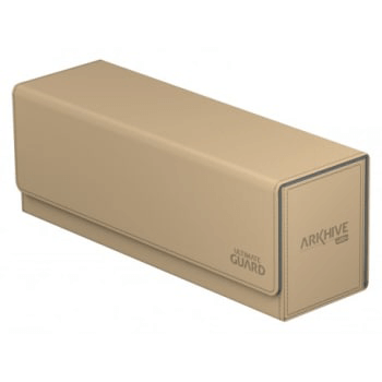 Deck Box Ultimate Guard Arkhive (400ct) Sand