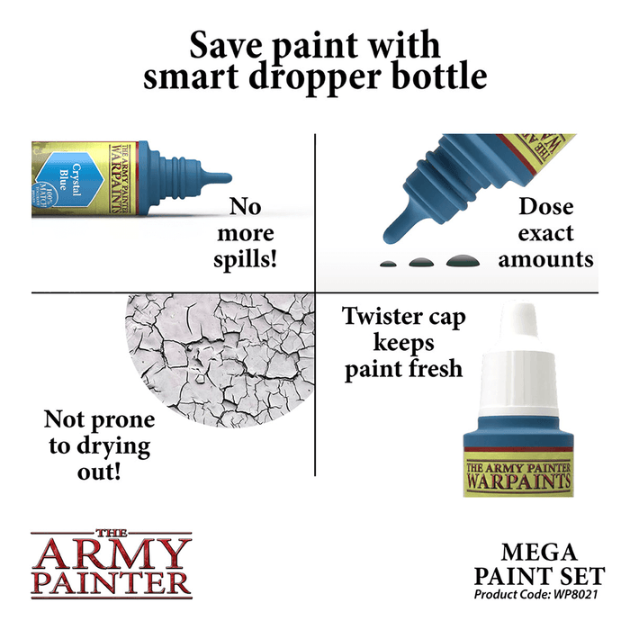 Army Painter Mega Paint Set