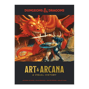 D&D Art & Arcana : A Visual History