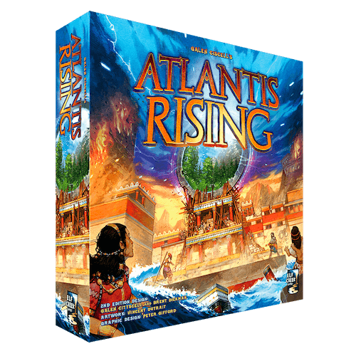 Atlantis Rising (2nd Ed)