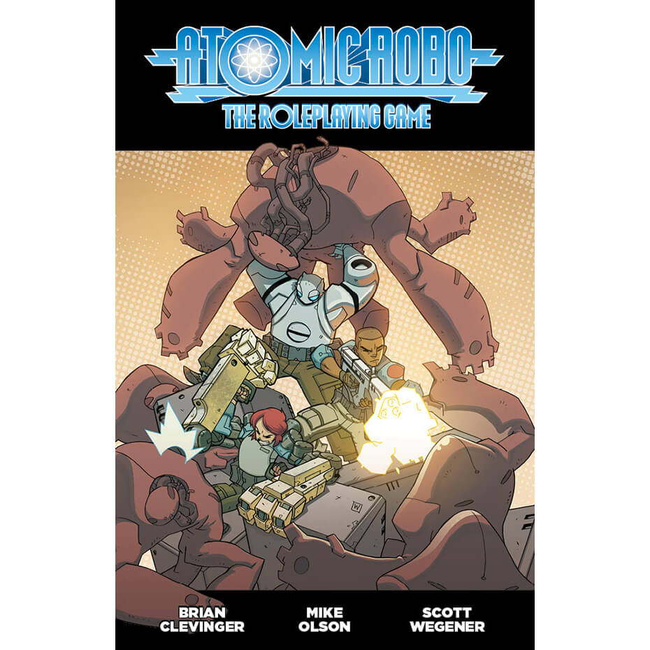 Atomic Robo Core Rulebook