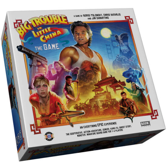 Big Trouble in Little China : The Game