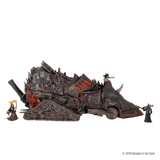 Mini - D&D Icons of the Realms : Baldur's Gate Descent into Avernus Infernal War Machine Premium Figure
