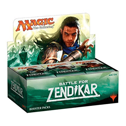 MTG Booster Box (36ct) Battle for Zendikar (BFZ)