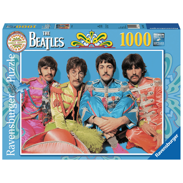 Puzzle (1000pc) Beatles Sgt. Pepper