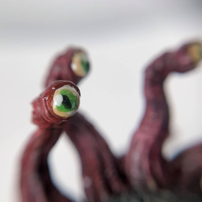 Pro Painted Miniature by Lauren Bilanko | Okulo the Beholder
