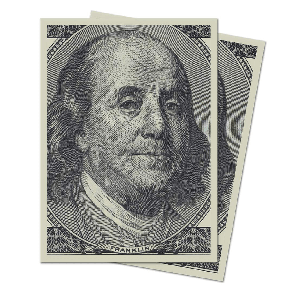 Sleeves Ultra Pro (100ct) Benjamin Franklin