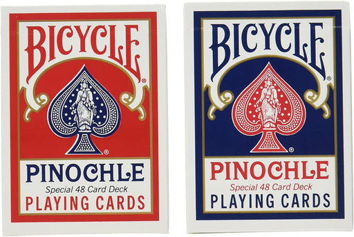 Playing Cards : Pinochle 48 Card Deck