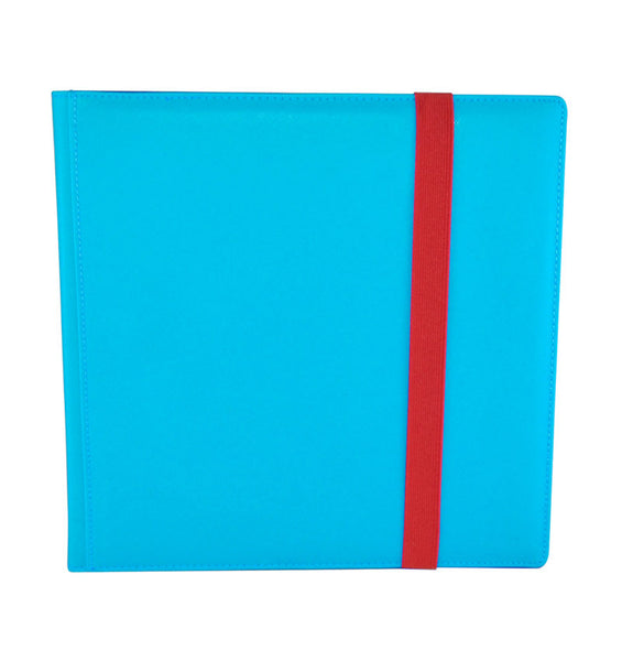 Binder Dex (12 Pocket) Blue