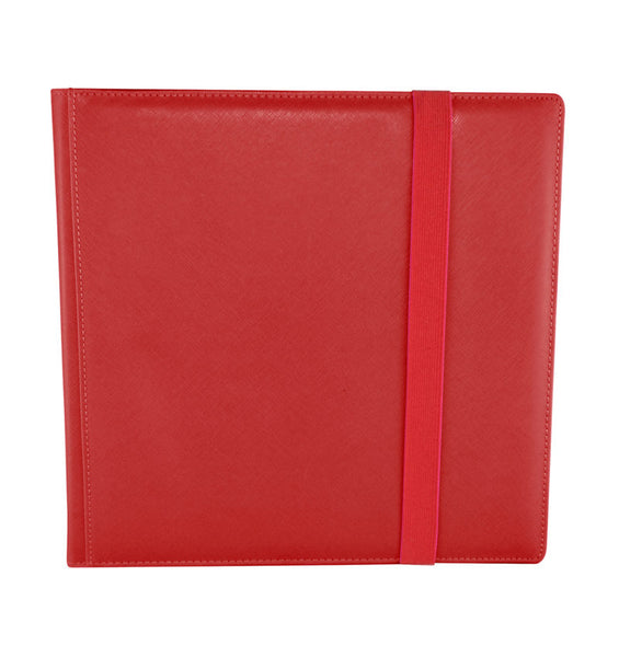 Binder Dex (12 Pocket) Red