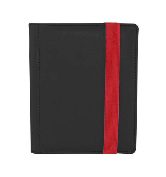Binder Dex (4 Pocket) Black