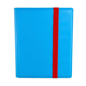 Binder Dex (9 Pocket) Blue
