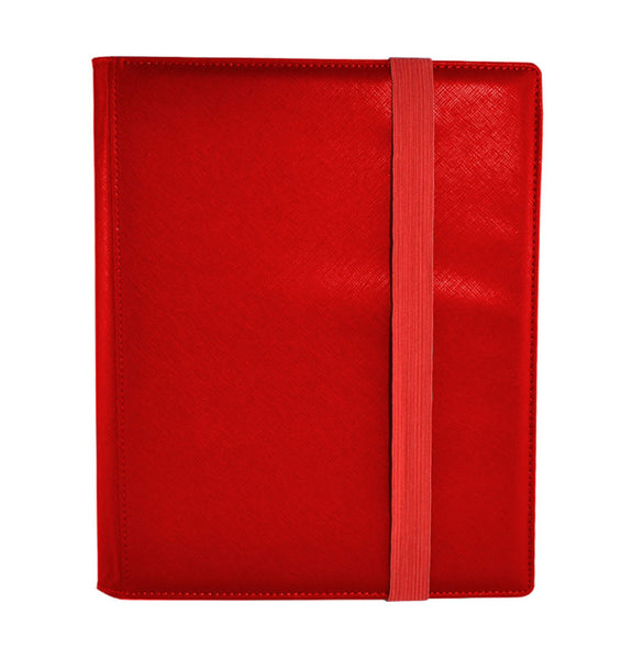 Binder Dex (9 Pocket) Red