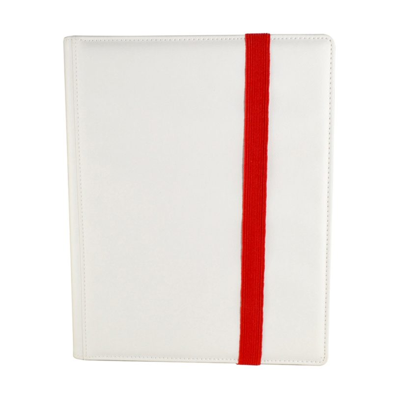 Binder Dex (9 Pocket) White