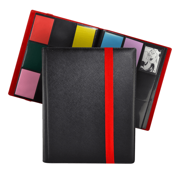 Binder Dex (9 Pocket) Black