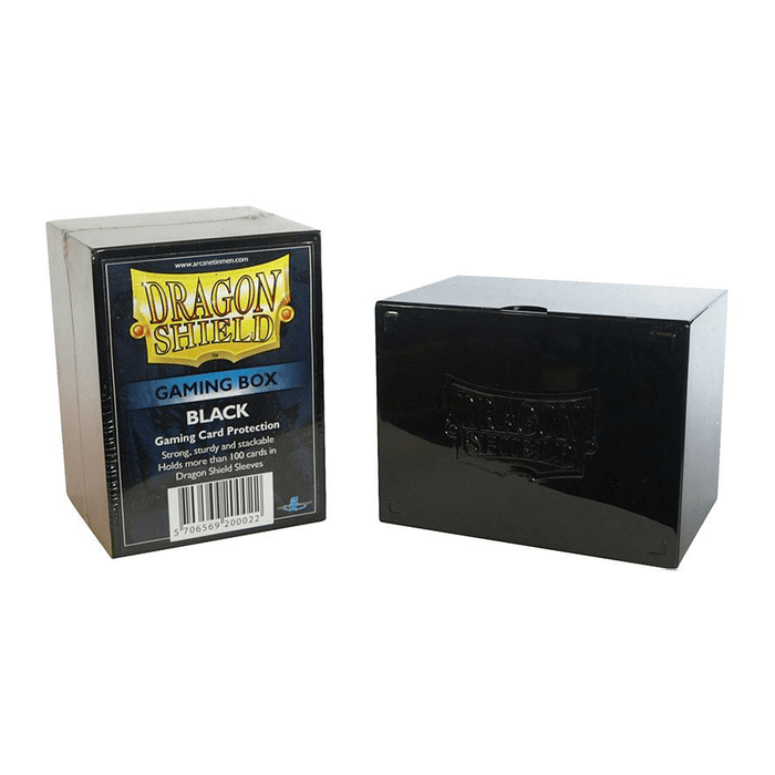 Deck Box - Dragon Shield Gaming Box (100ct) Blue
