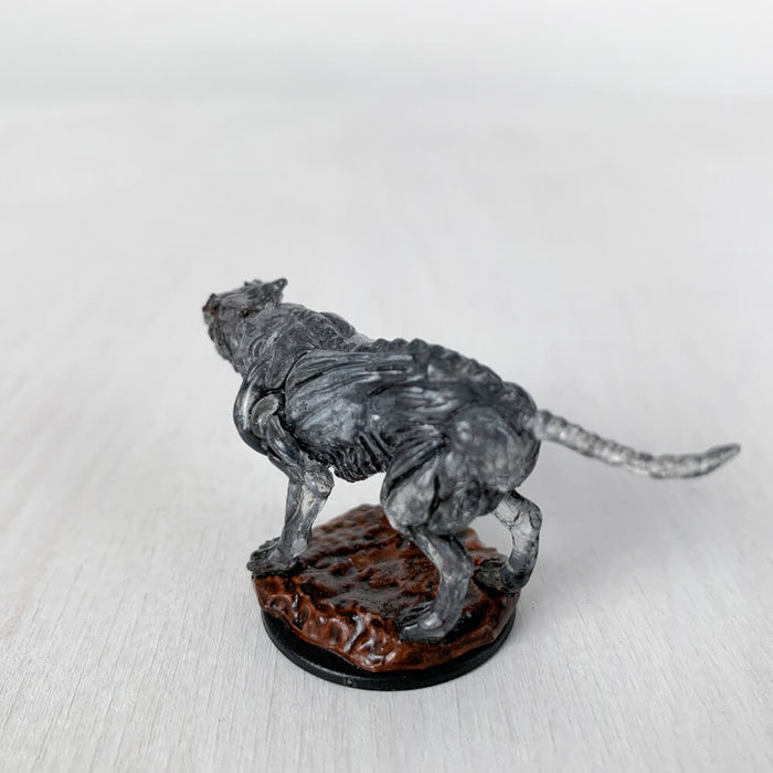 Pro Painted Miniature by Lauren Bilanko | Ash the Hell Hound