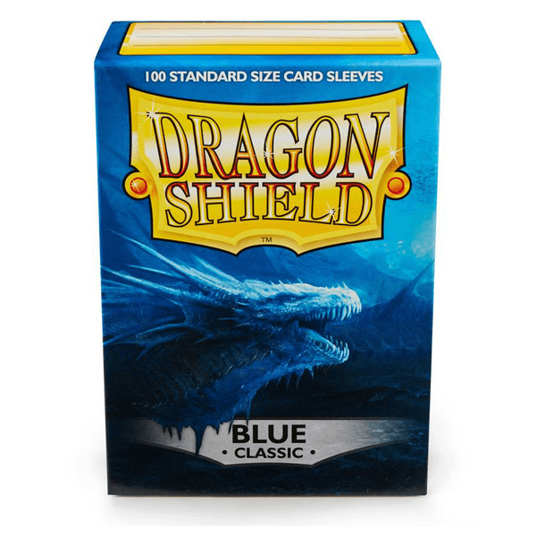 Sleeves Dragon Shield (100ct) Blue