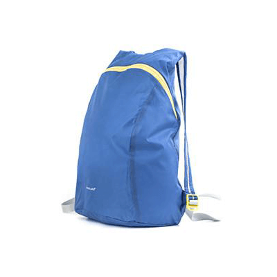 Compact Backpack : Blue