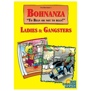 Bohnanza Expansion : Ladies & Gangsters