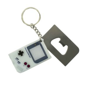Nintendo Keychain Bottle Opener : Game Boy