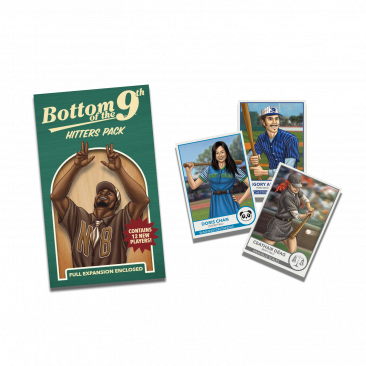 Bottom of the 9th Booster : Hitter's Pack