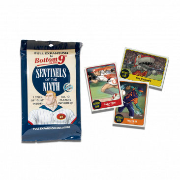 Bottom of the 9th Booster : Sentinels of the Ninth