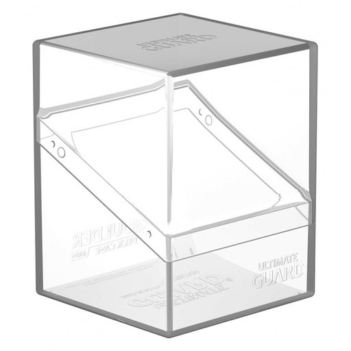 Deck Box Ultimate Guard Boulder (100ct) Clear