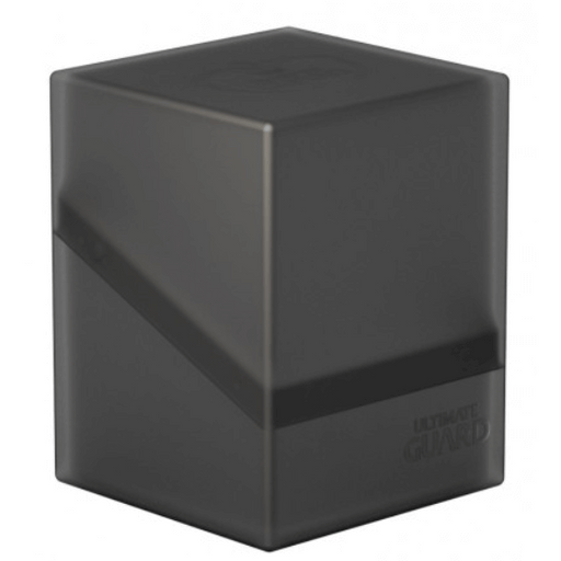 Deck Box Ultimate Guard Boulder (100ct) Onyx