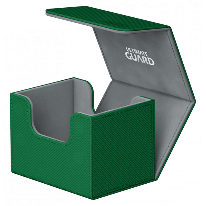 Deck Box Ultimate Guard Sidewinder (100ct) Green