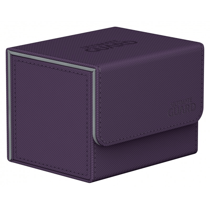 Deck Box Ultimate Guard Sidewinder (100ct) Purple