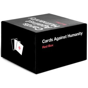 Cards Against Humanity Expansion : Red Box