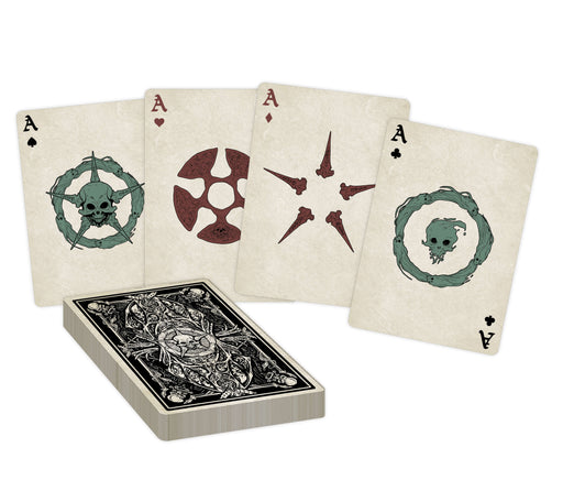 Playing Cards Court of the Dead