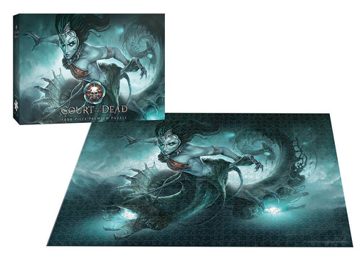 Puzzle (1000pc) Court of the Dead : Death's Siren