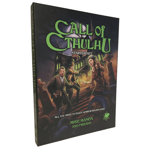 Call of Cthulhu (7th ed) Starter Set