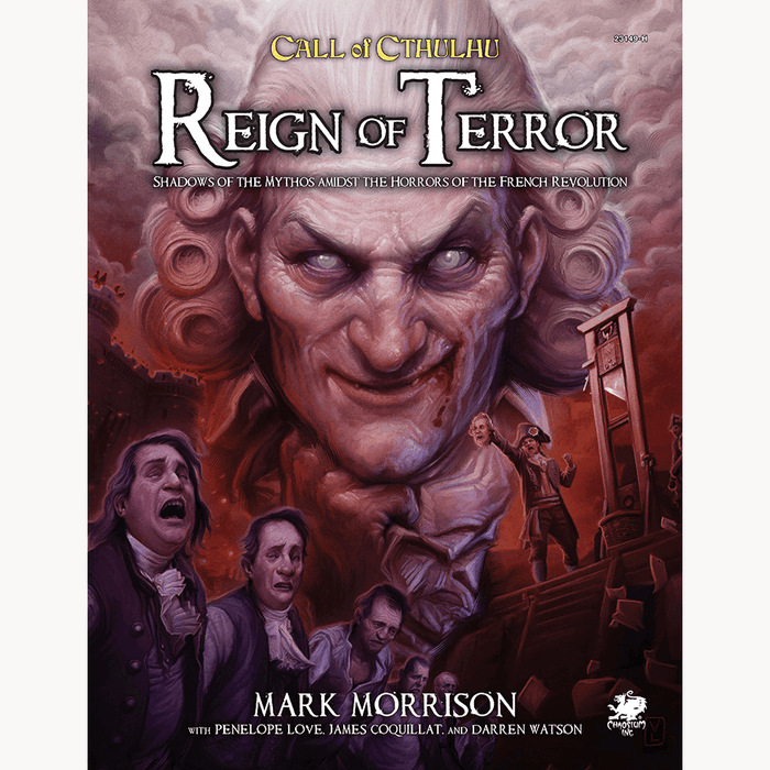 Call of Cthulhu Reign of Terror