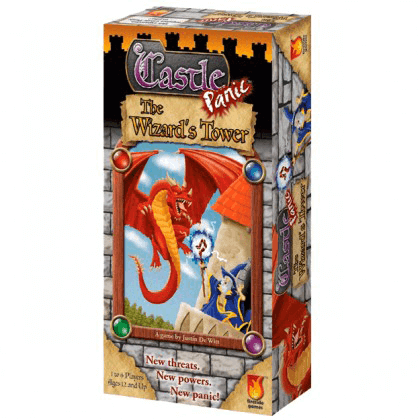 Castle Panic Expansion : Wizard's Tower