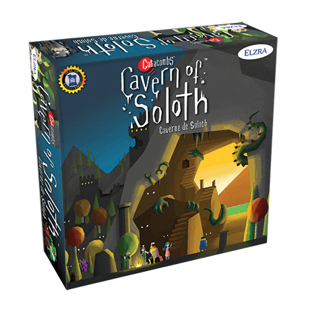 Catacombs Expansion : Cavern of Soloth